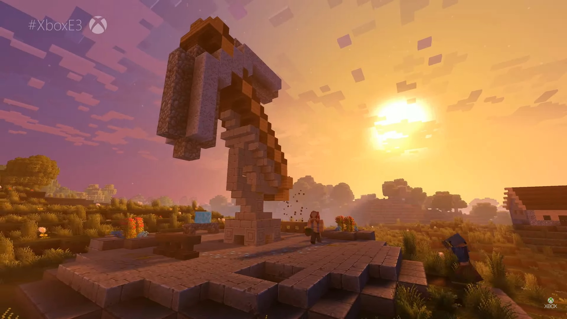 Minecraft Gets A 4K Inspired Update Unifies Features