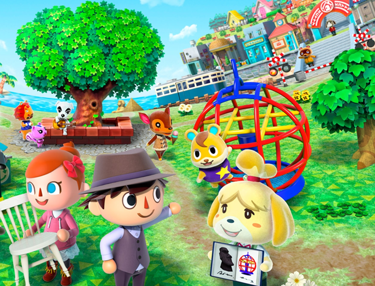 Nintendo Will Officially Unveil Animal Crossing For Mobile