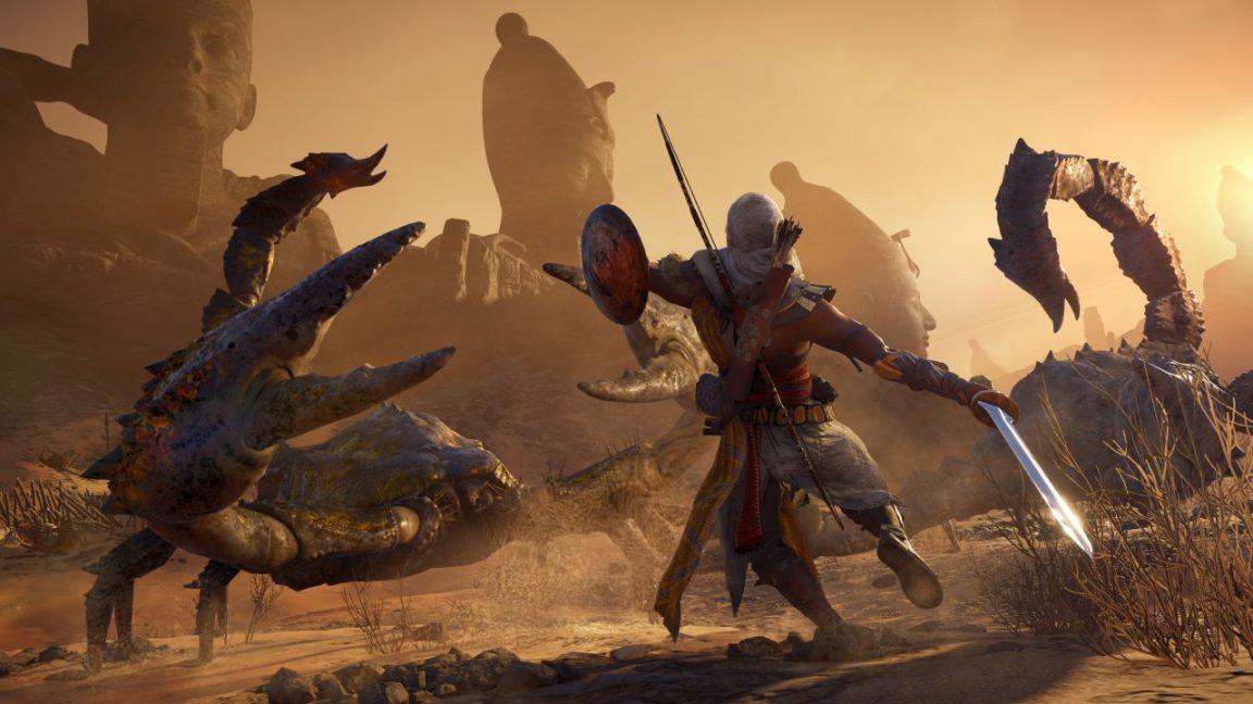 Assassins Creed Origins Season Pass And Free DLC Content