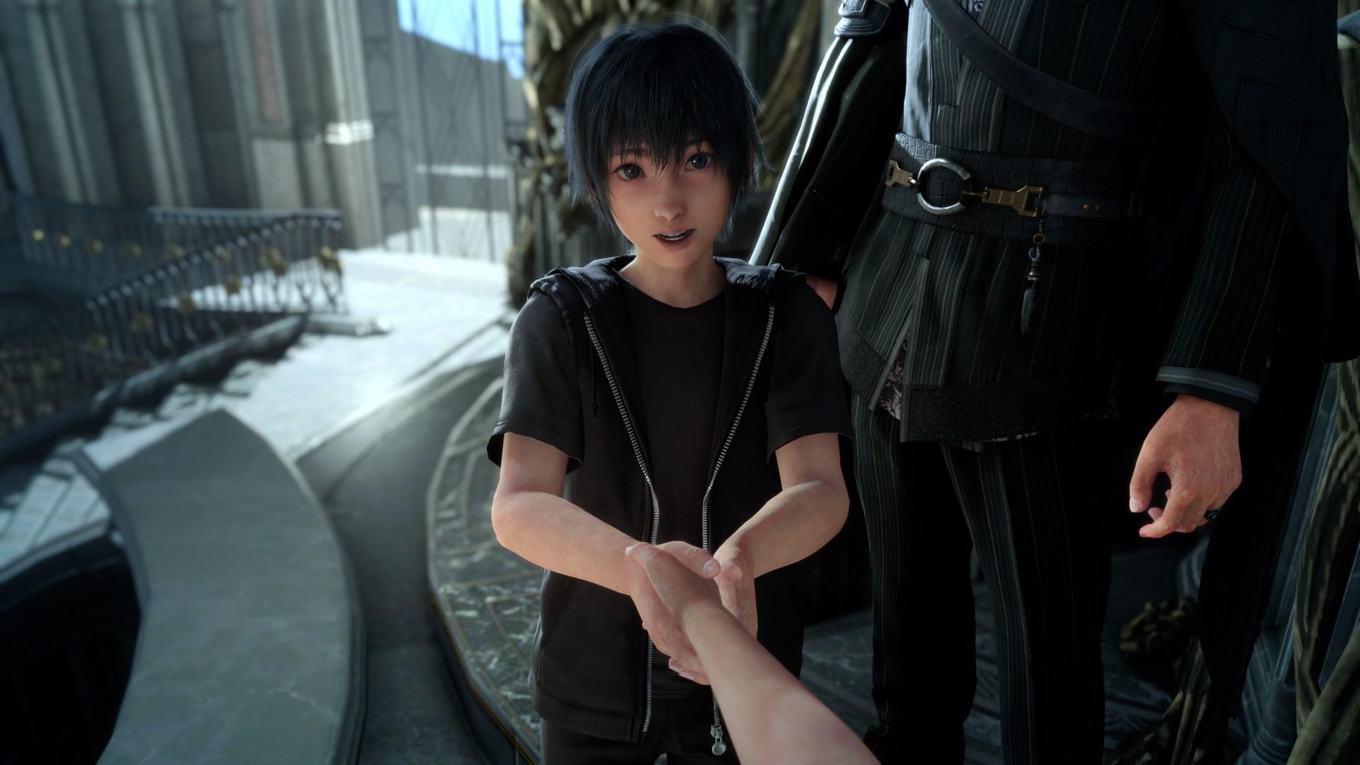 Final Fantasy 15 DLC Legendary Composer Yasunori Mitsuda
