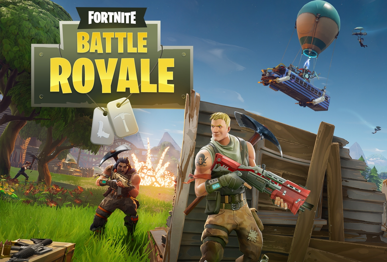 Fortnite Battle Royale Has Hit 20 Million Unique Players Ahead Of PlayerUnknowns Battlegrounds
