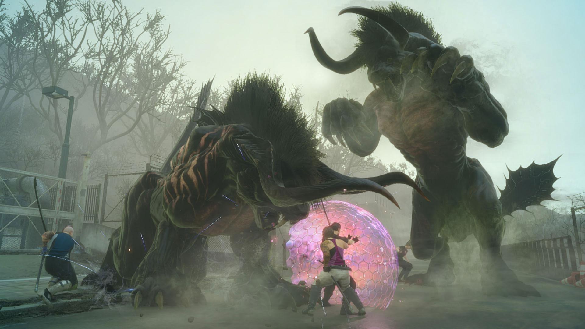 Final Fantasy 15 Comrades Review A Strong Destiny Style
