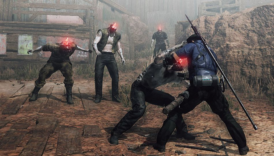 Heres Some Gameplay Footage Of Metal Gear Survives