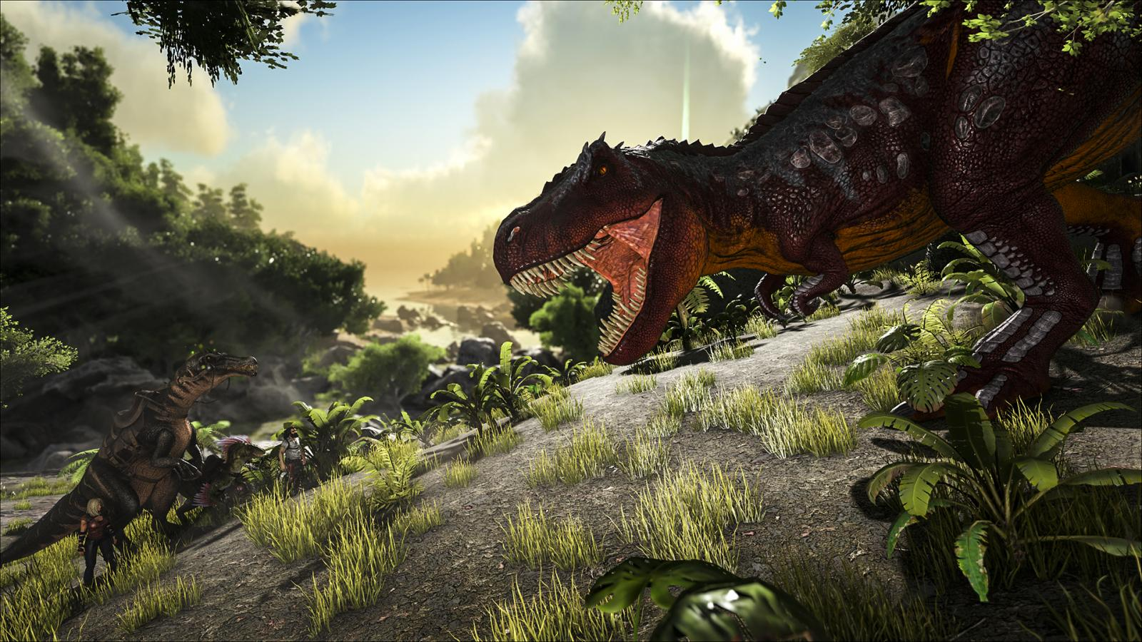 Ark Survival Evolved Update Gives Beasts A Visual Overhaul Alongside Quality Of Life