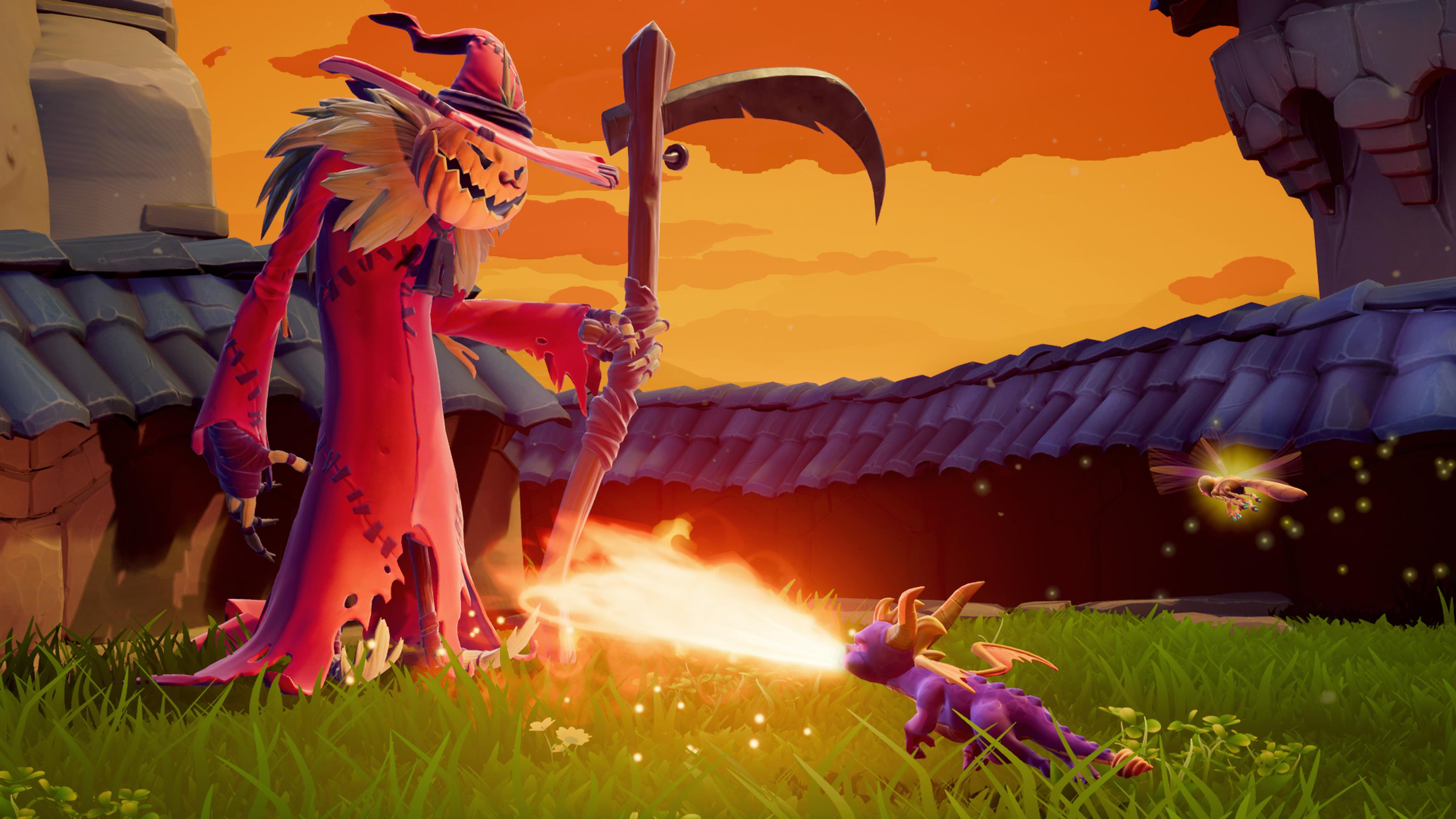 Spyro Reignited Trilogy Officially Announced Coming To