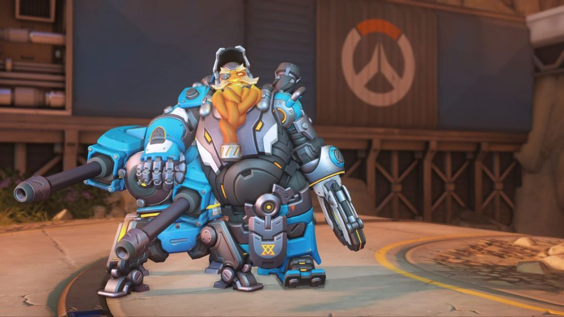 Overwatch Anniversary Event All The New Emotes Skins And Patch Notes