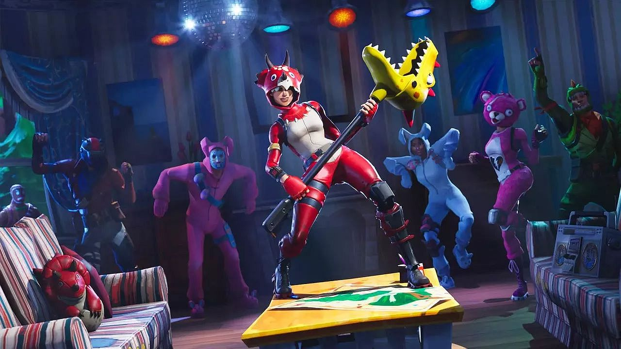 Watch The E3 Fortnite Pro Am Match Right Here VG247