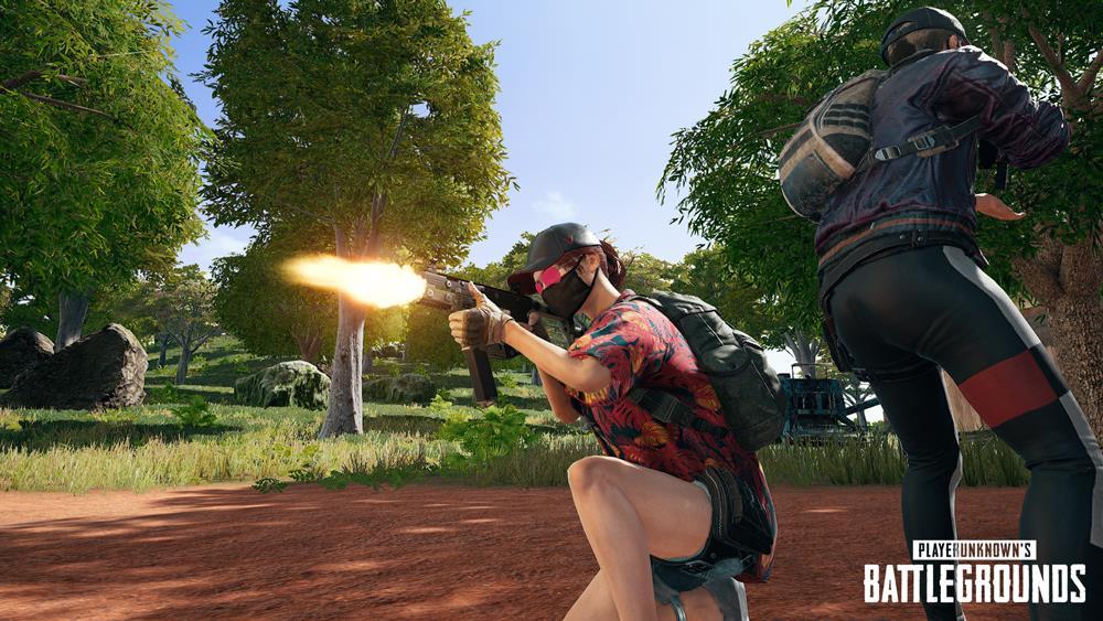 PUBGs Sanhok Forty Fivers Event Mode Will Teach You To Be Better At Firing 045 ACP Guns VG247