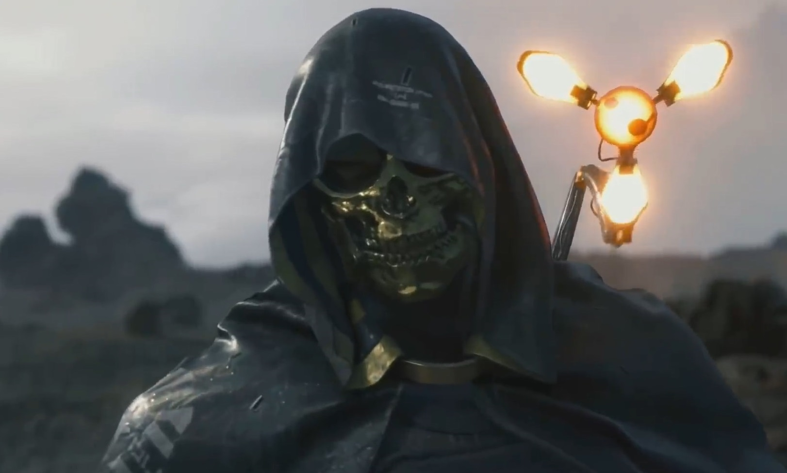 Death Stranding TGS 2018 Trailer Introduces Troy Bakers