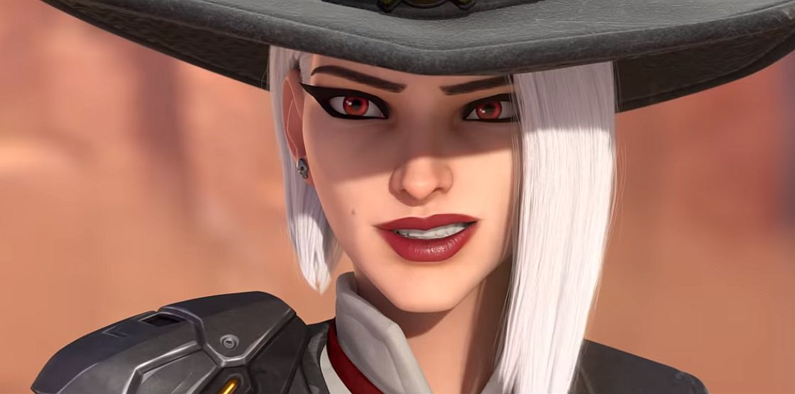 Overwatch New Hero Ashe And Her Omnic BOB Now Playable On The PTR
