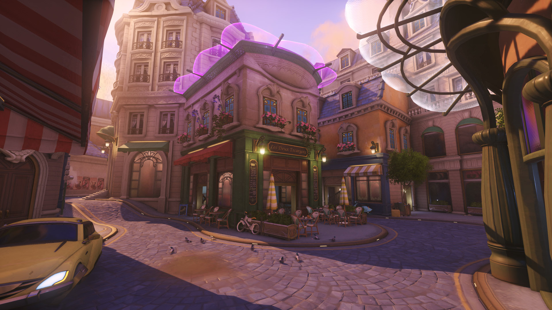 Overwatch Gets New Paris Map And It Has Fully Working