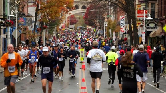 Image result for philadelphia marathon