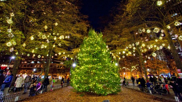 Image result for Manayunk Tree Lighting