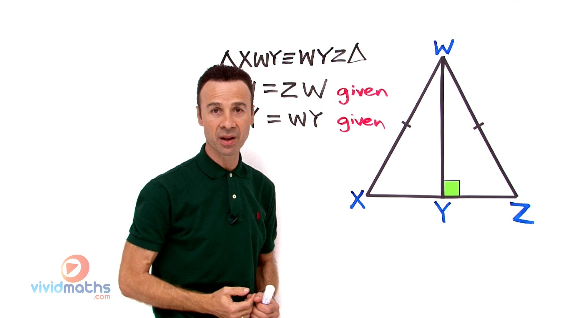 Congruent Triangles 02 Rhs