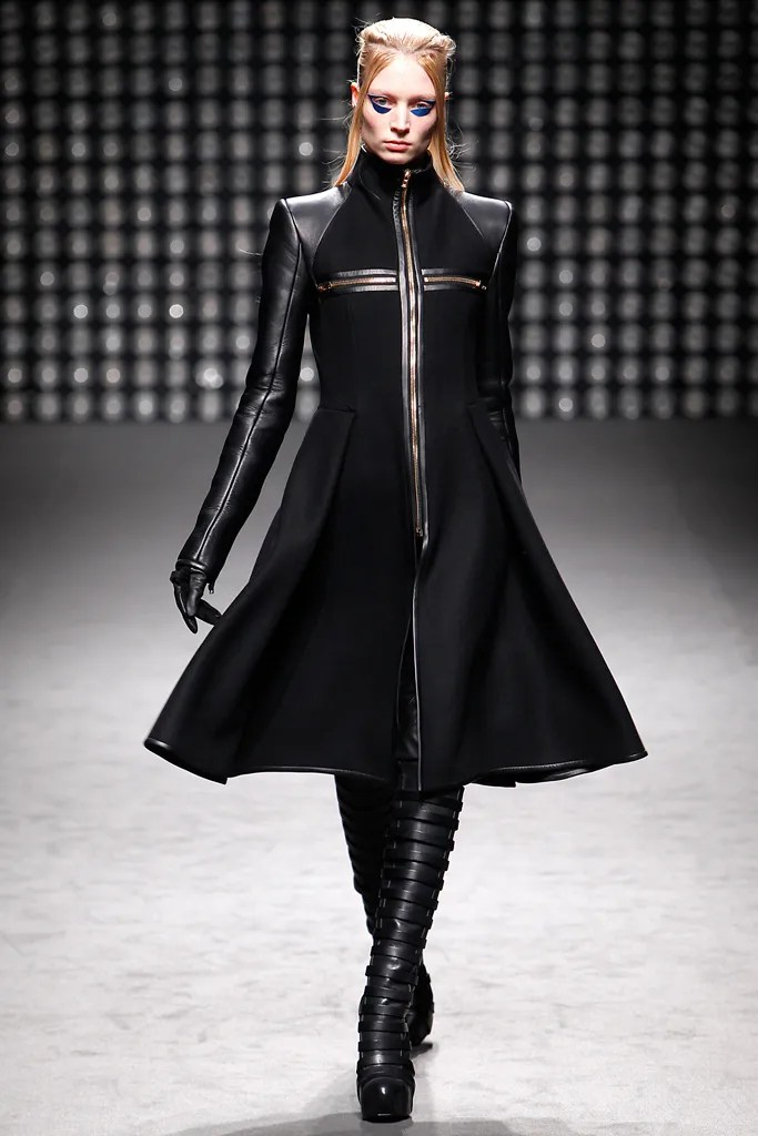 Gareth Pugh Fall 2011 Ready To Wear Collection Vogue