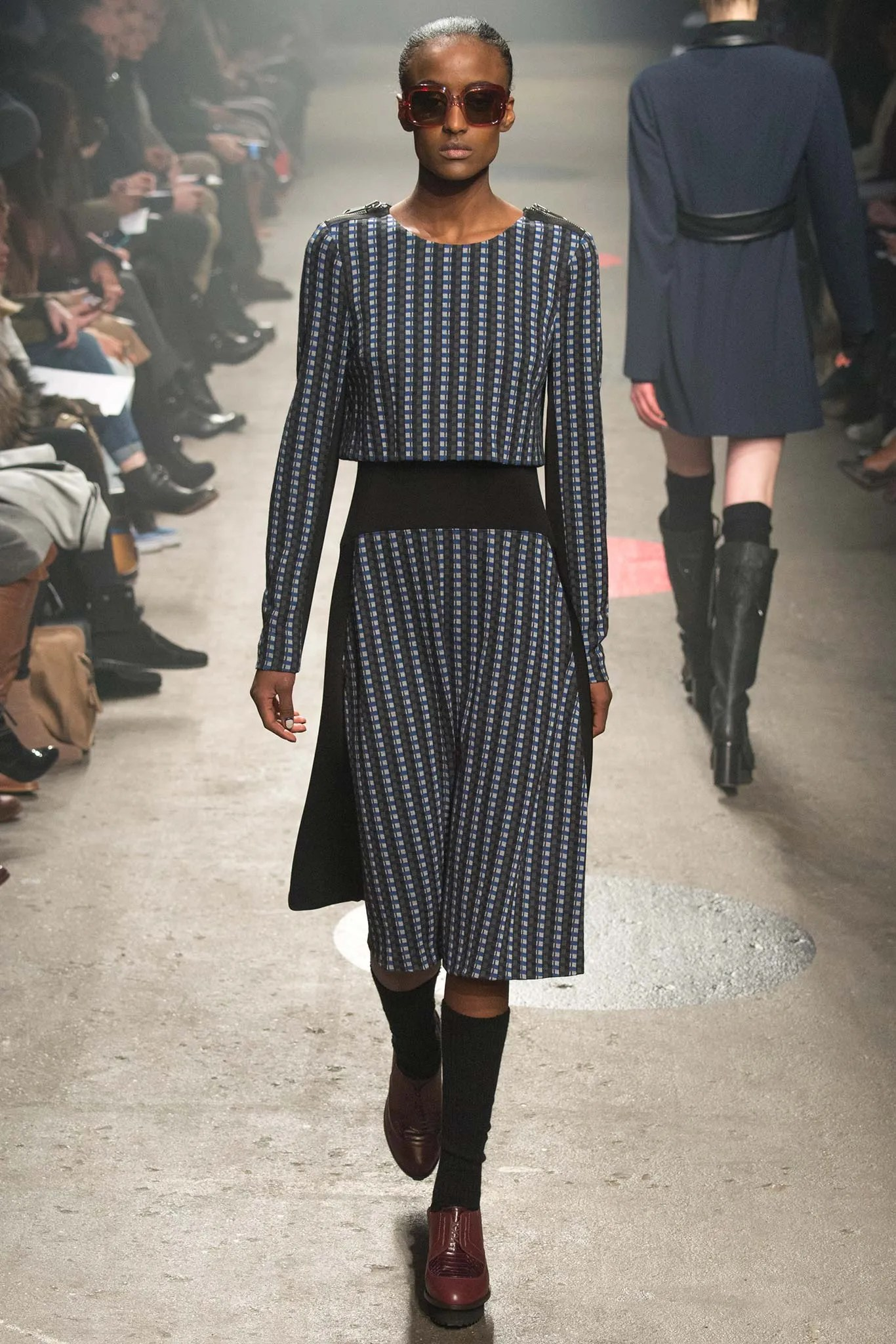 Dots fashion plus size 27