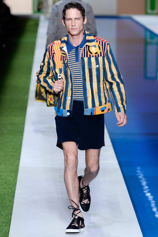 Fendi Spring/Summer 2017 Menswear