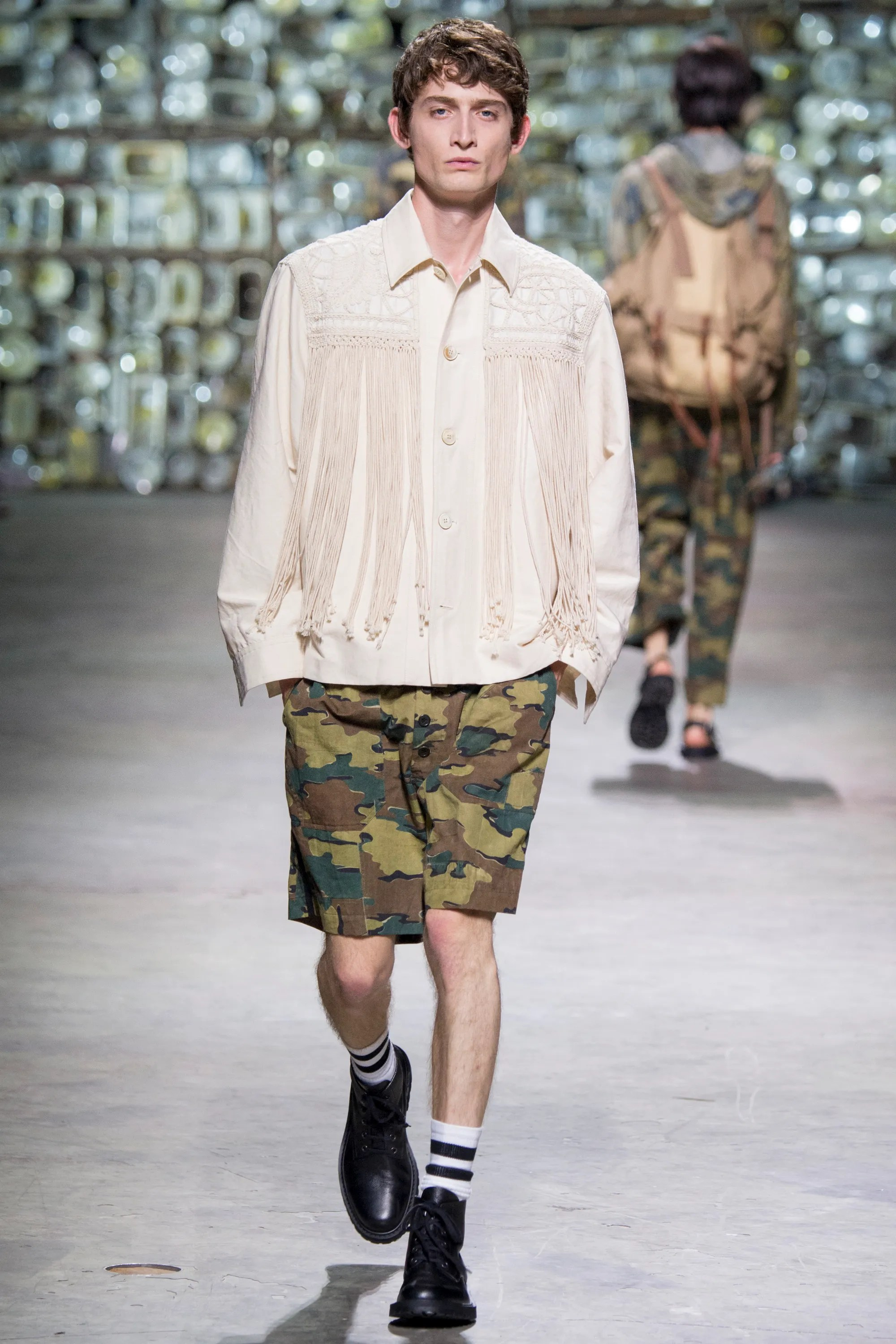 Dries Van Noten Spring/Summer 2017 Menswear