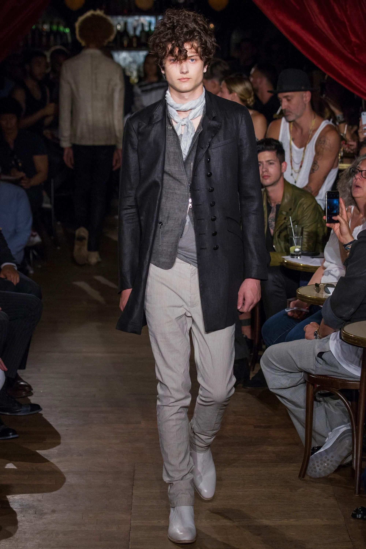 John Varvatos SS17 spring/summer 2017 menswear