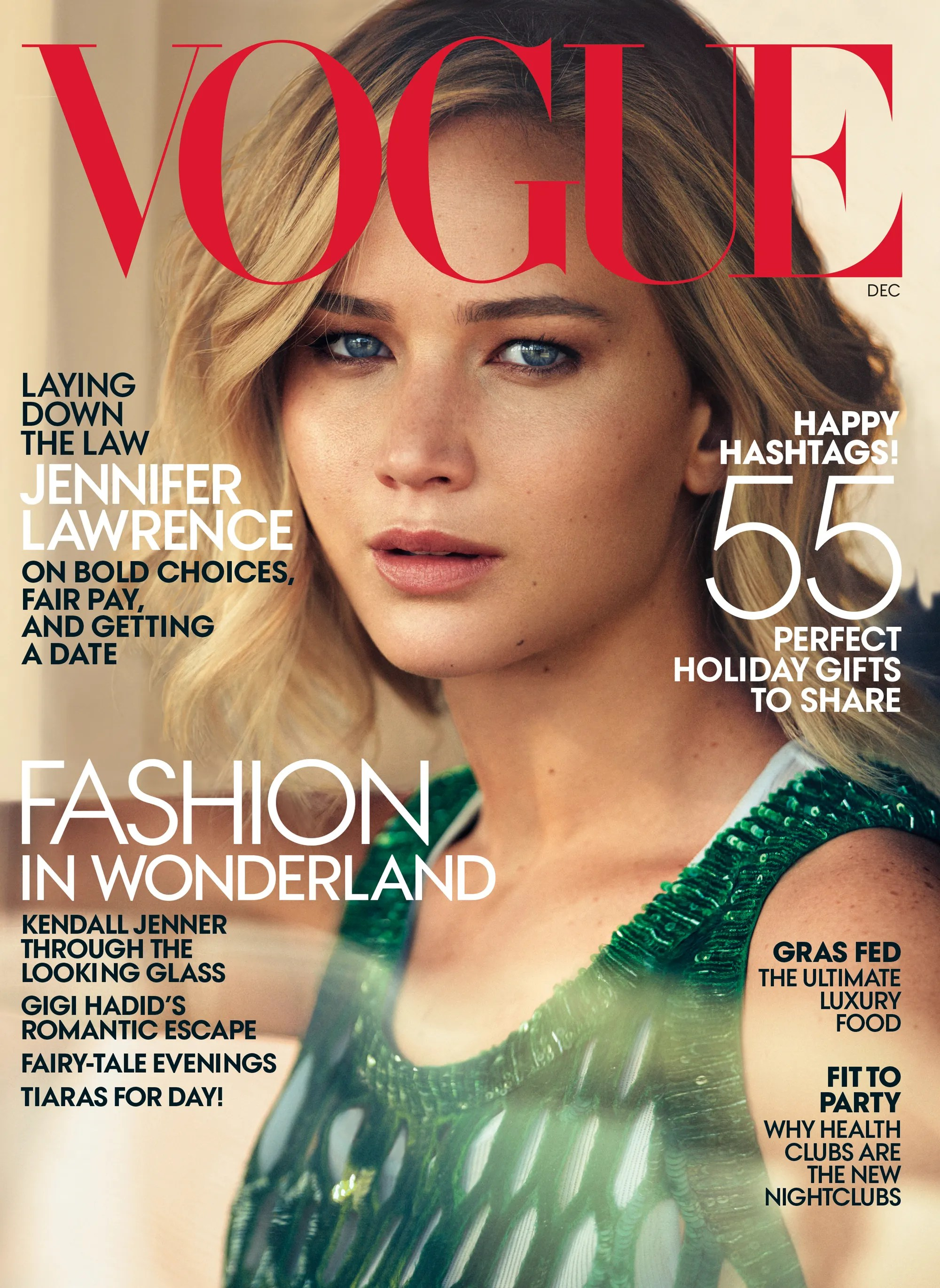 Image result for vogue covers 2017 jennifer lawrence