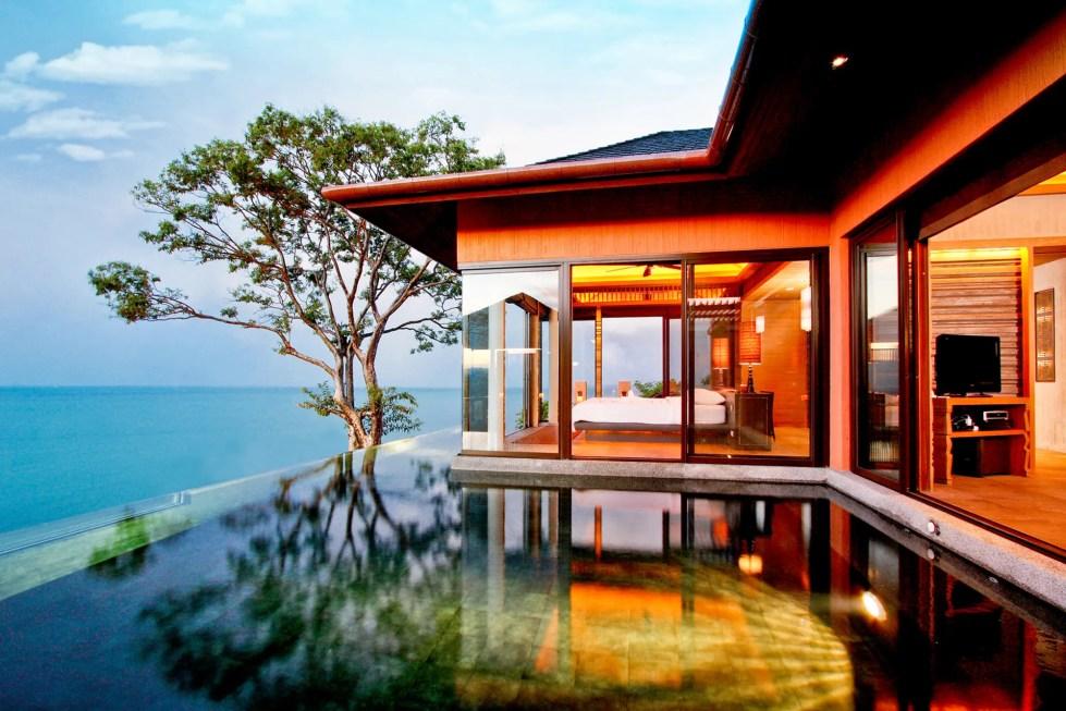 Hotel Saat Wisata di Thailand