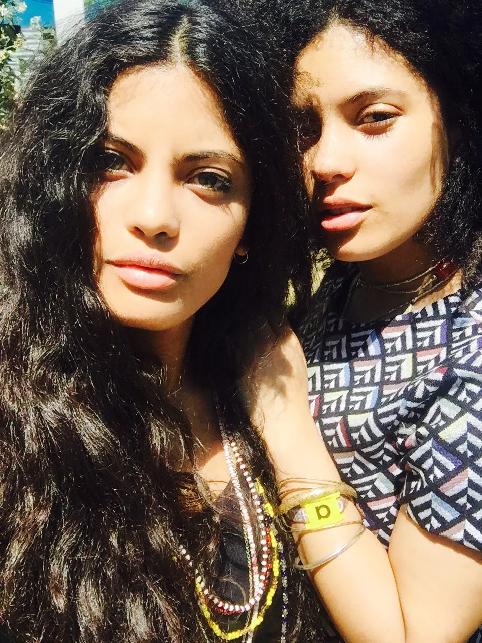 Meet Ibeyi The Scene Stealing Twins From Beyoncs