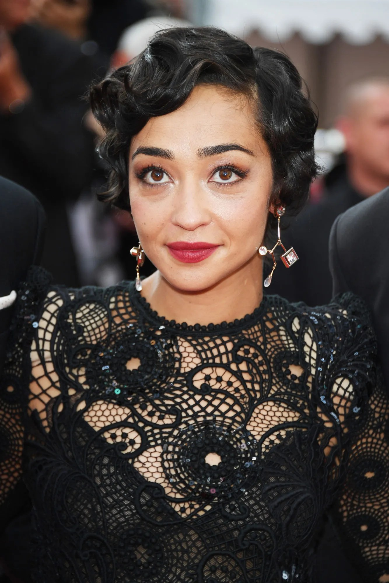 January Cover Star Ruth Negga Finds A World Of Variety In