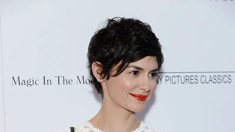 Audrey Tautous Pixie Cut Vogue Vogue