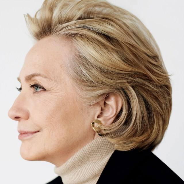 hillary clinton's hair evolution: from college to