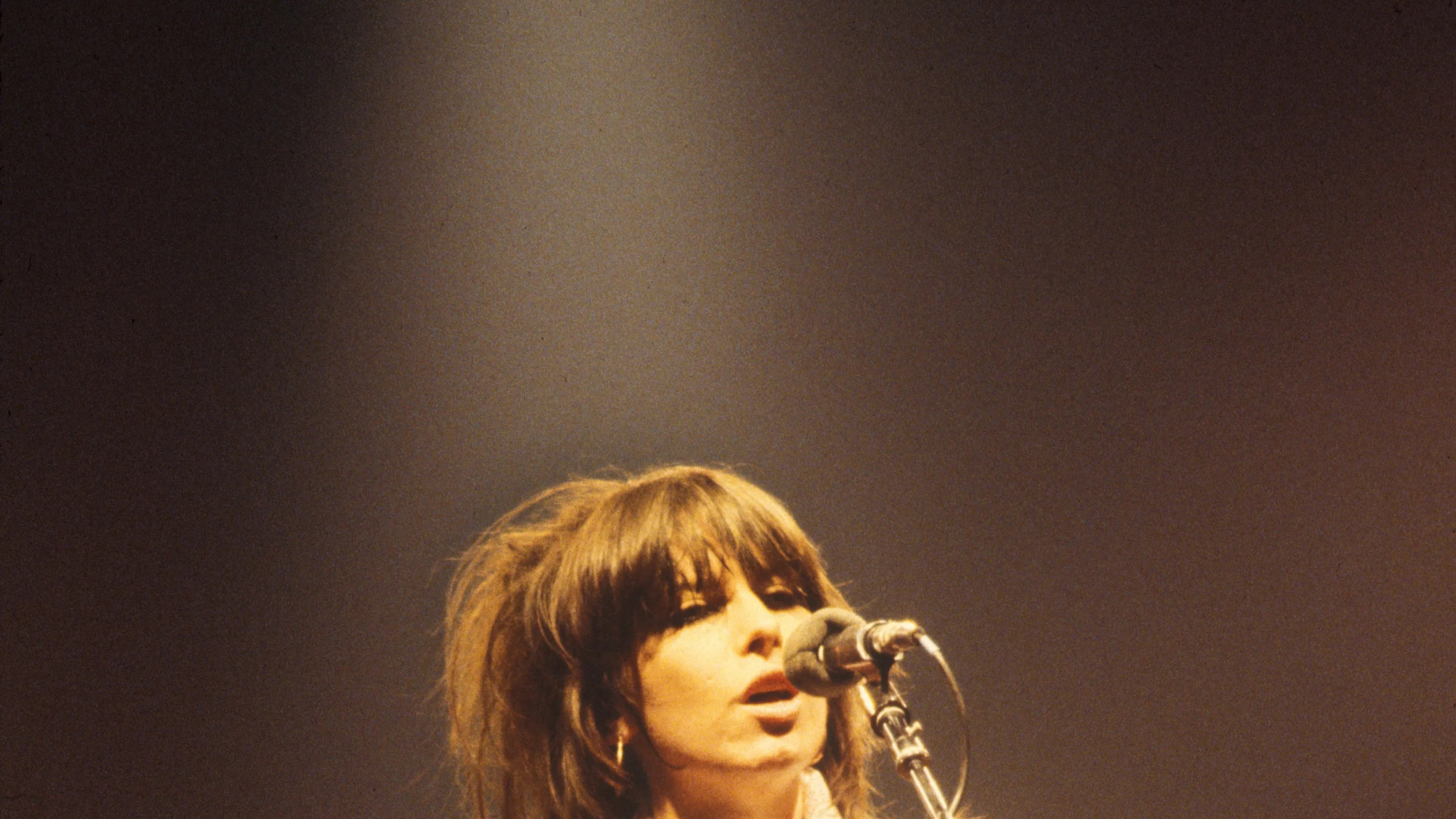 The Return Of The Runway Mullet From Chrissie Hynde To