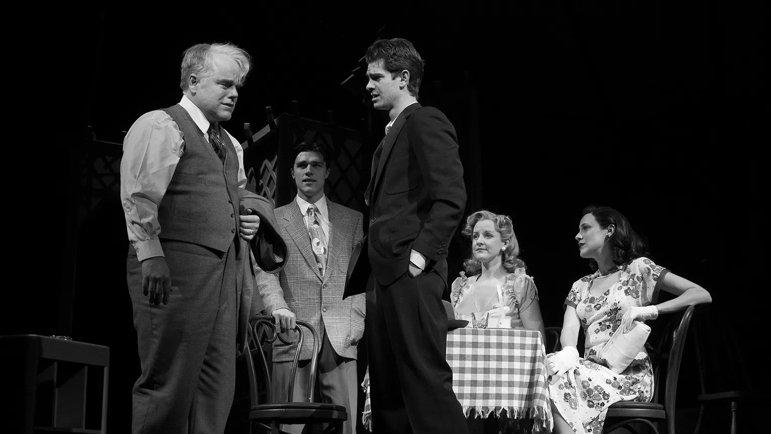 Of A Salesman Opening Night