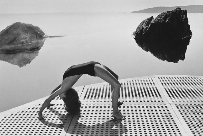 charlotte rampling vogue 1976