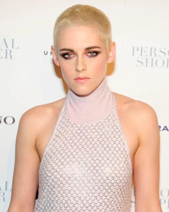 Kristen Stewart blonde