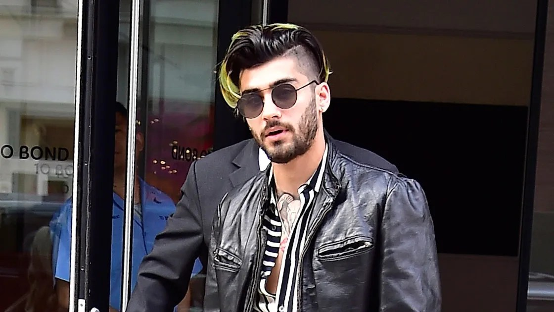 Zayn Malik Debuts A Shaved Head On Instagram Vogue