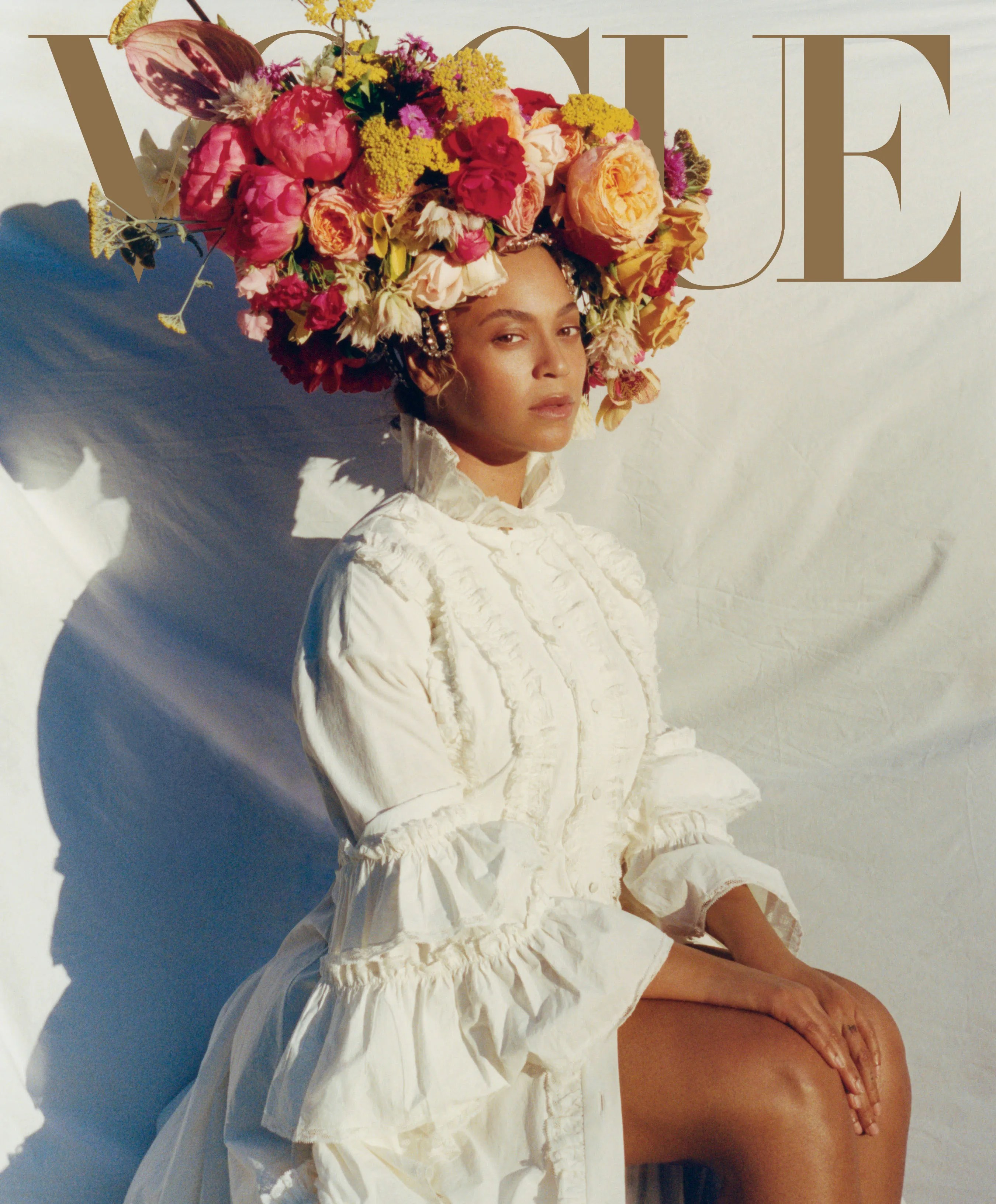 beyonce september issue in her own