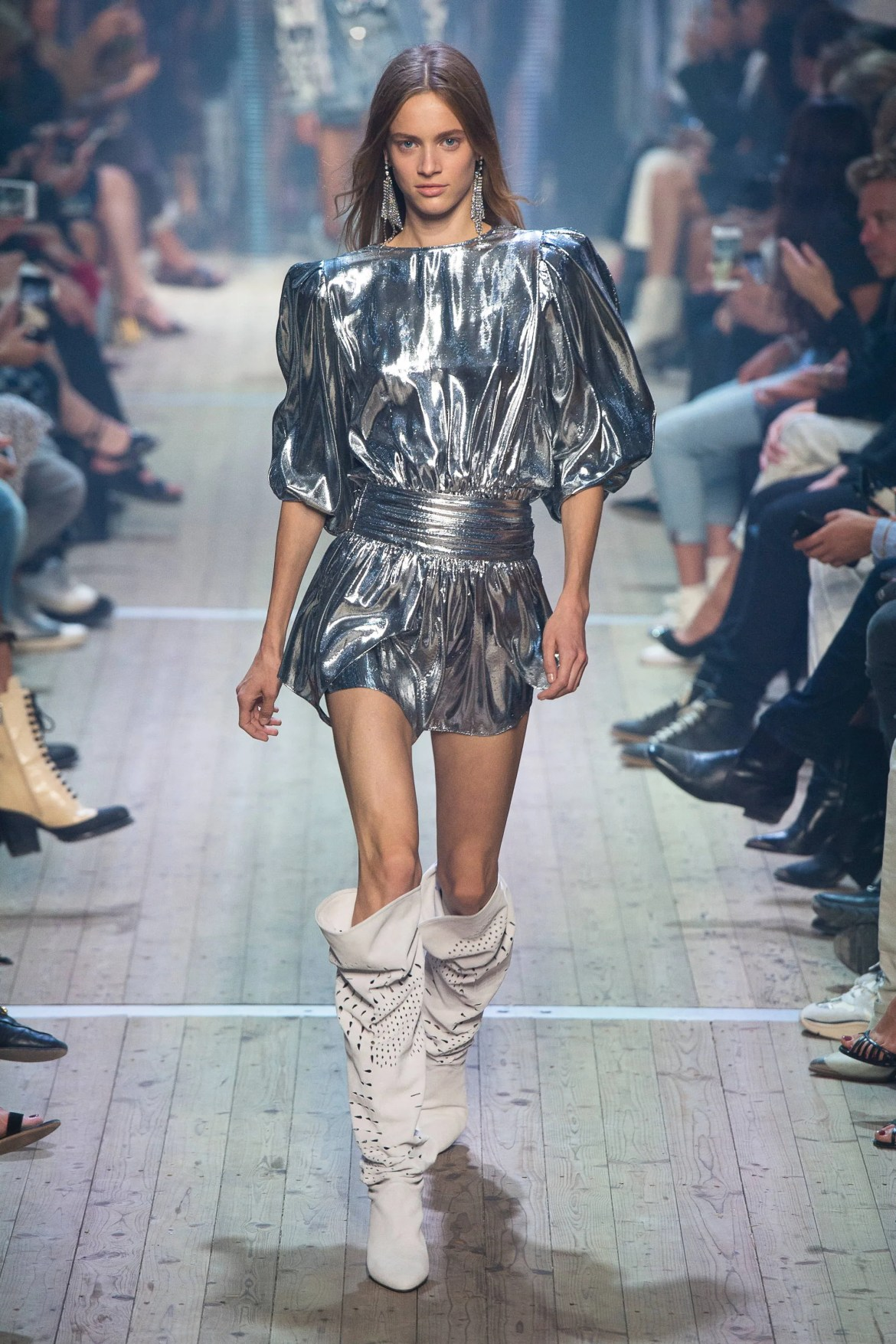 0402ff73105 A couple of things in this collection do work. Primarily, the boots, which  are always a strong part of any Isabel Marant collection.