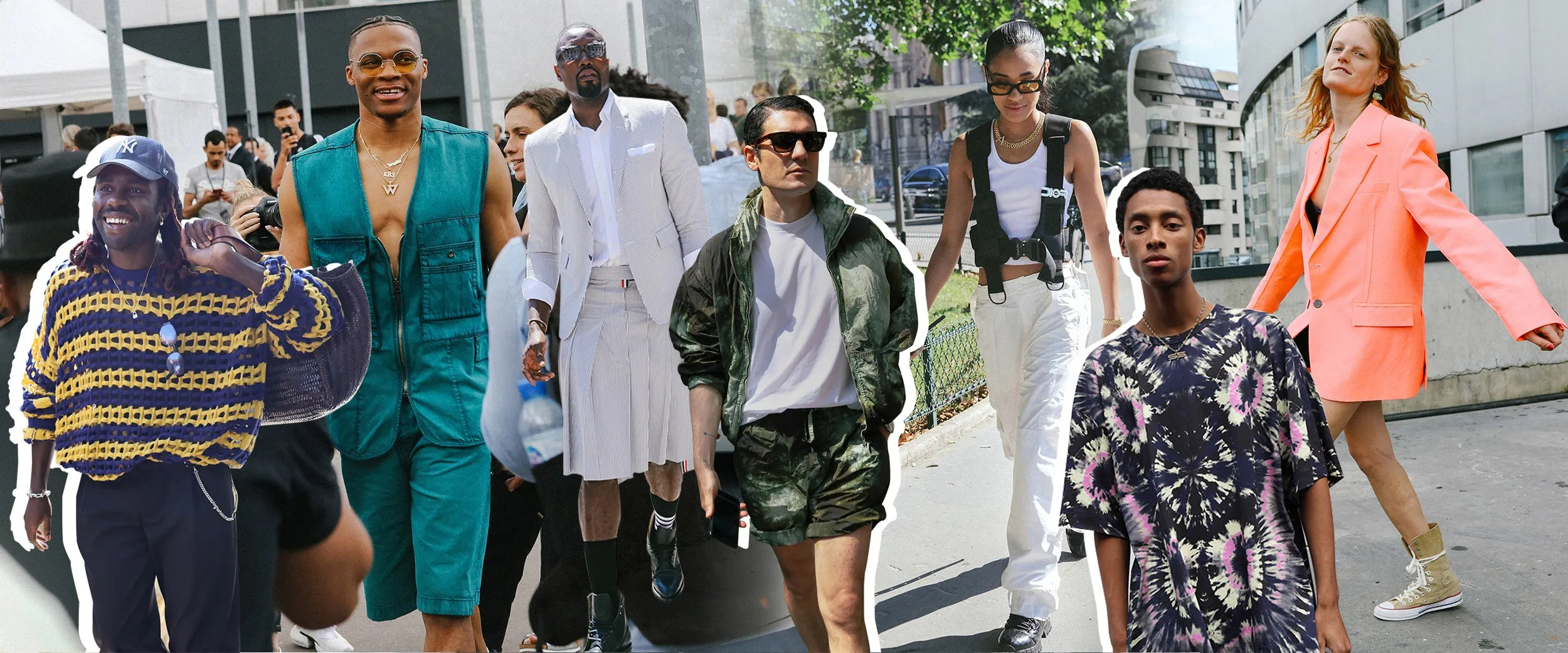 The 9 Biggest Street Style Trends At The Spring 2020 Menswear