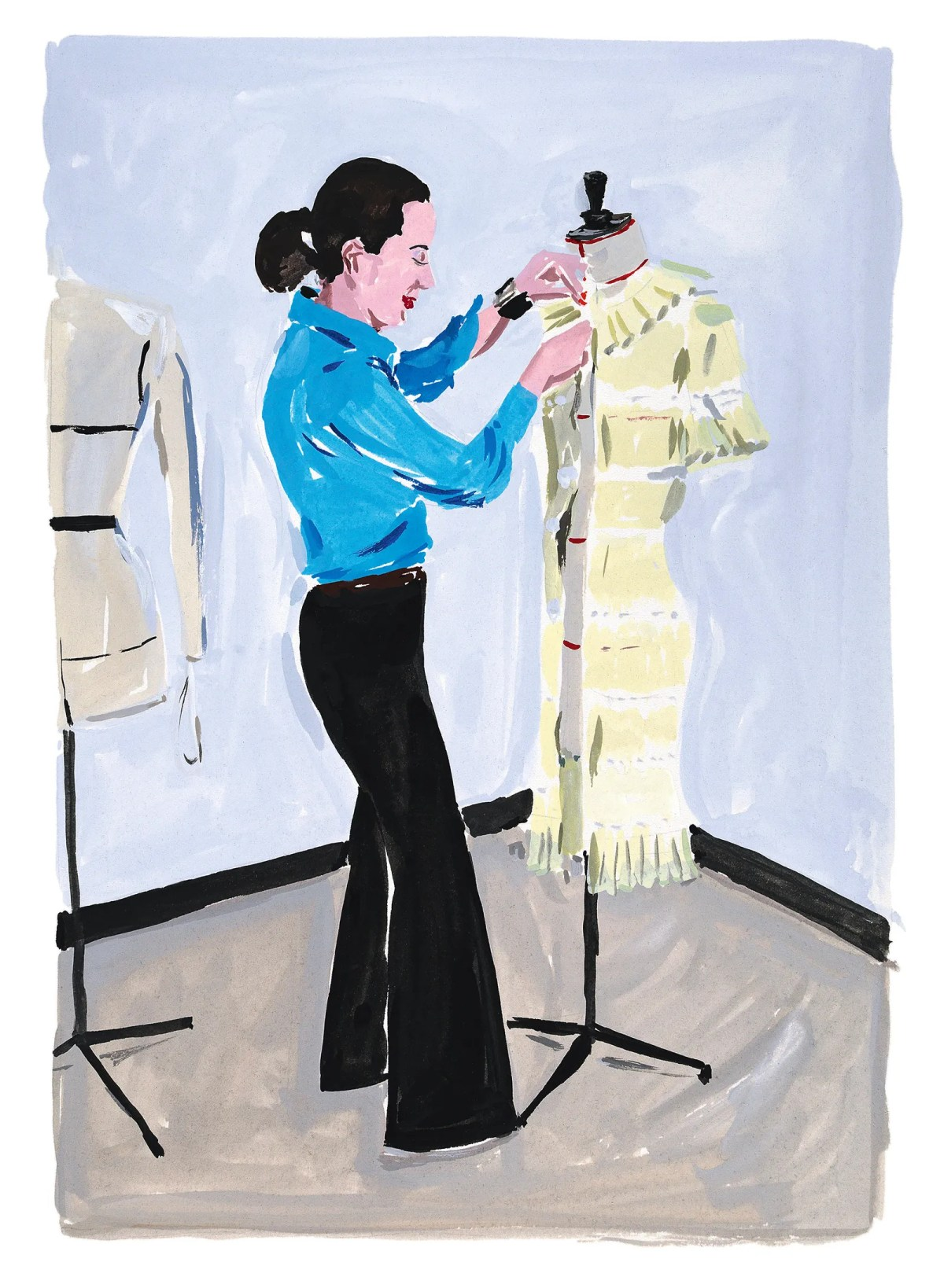 """Chanel: The Making of a Collection"", by Laetitia Cenac."