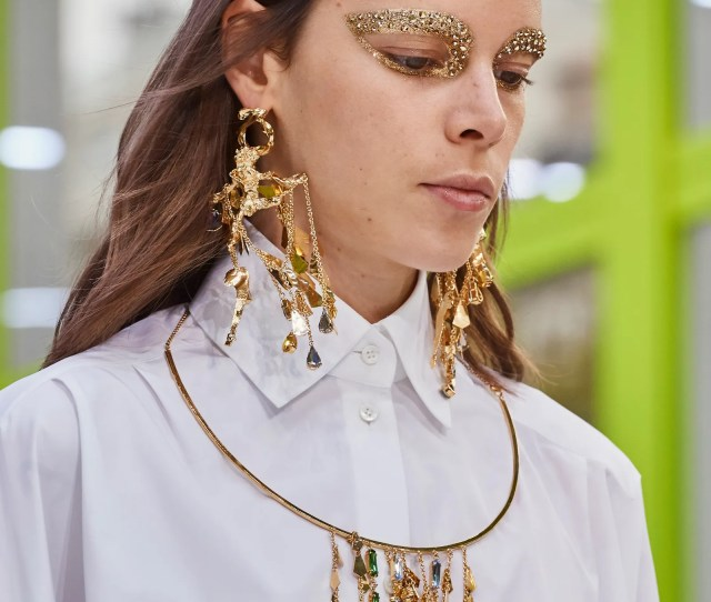 The Top Jewelry Trends Of Spring  Vogue
