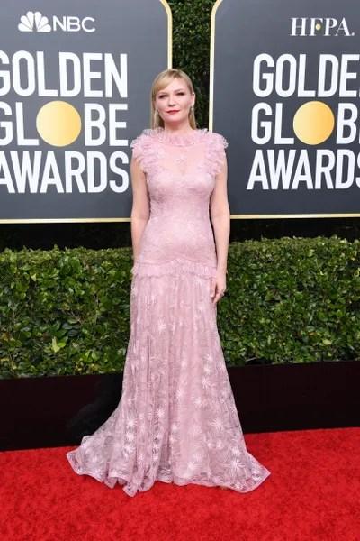 Globurile de Aur 2020 Kirsten Dunst