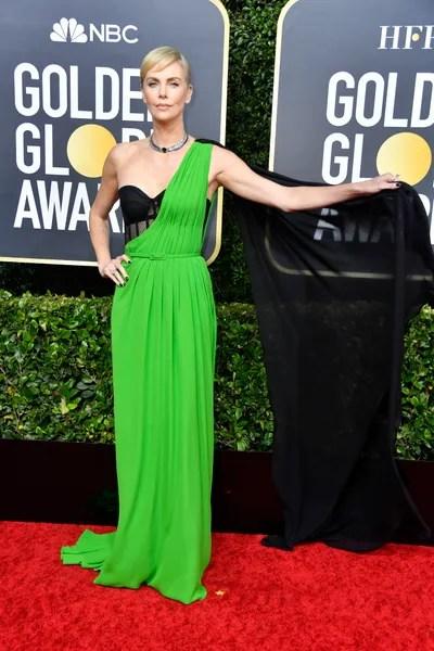 Globurile de Aur 2020 Charlize Theron