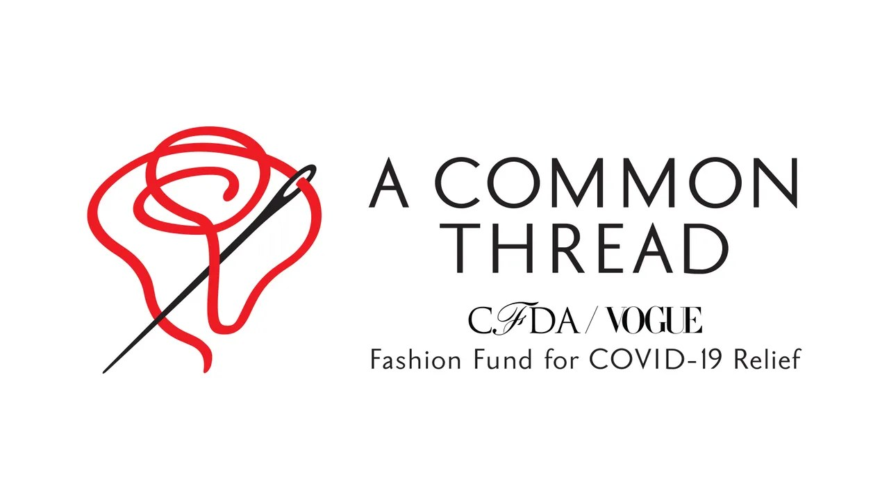 Vogue' and the CFDA Launch the 'A Common Thread' Initiative to ...