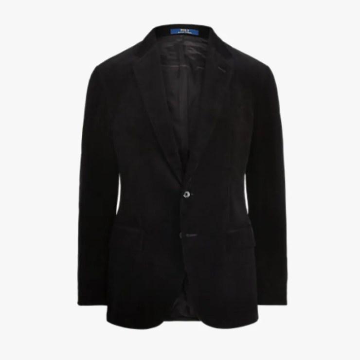 Image may contain: Jacket, Clothing, Apparel, Coat, Blazer, Overcoat, Suit, and Tuxedo