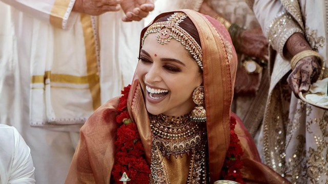 deepika padukone bridal hair stylist | vogue india