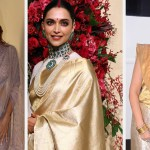Saree Draping Styles For Different Brides Dolly J Shares Expert Tips Vogue Vogue India