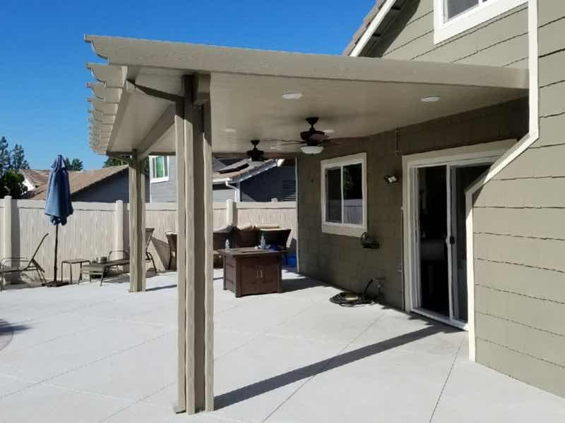patio covers corona ca aluminum