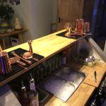 Three Piece Bar 50th Birthday Party Case Study