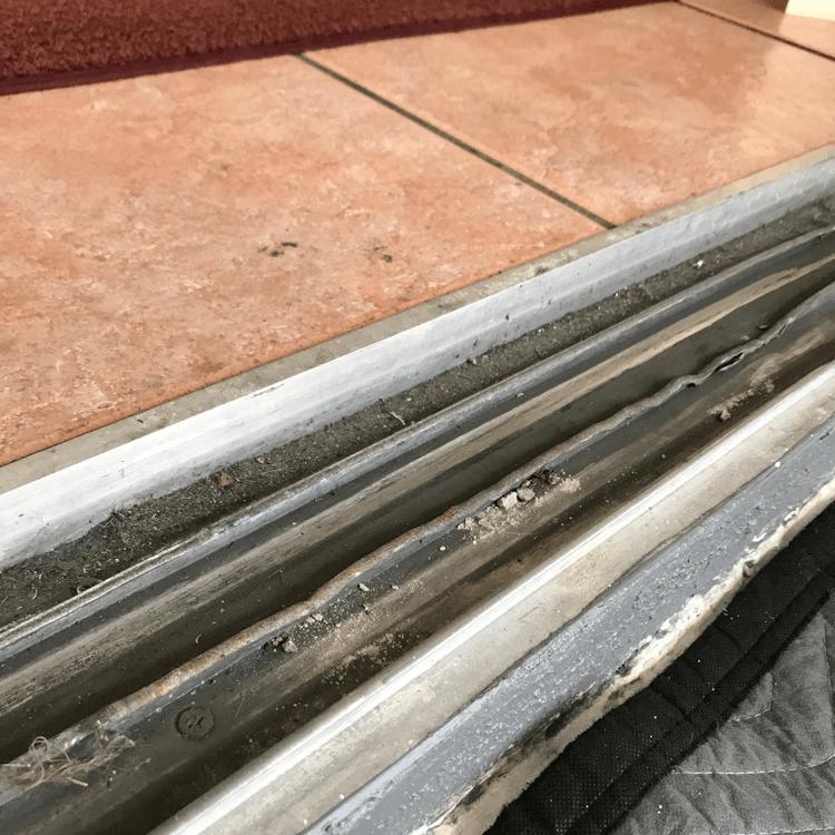 sliding glass door repair in southwest