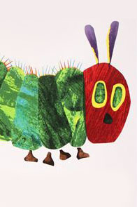 the very hungry caterpillar # 52