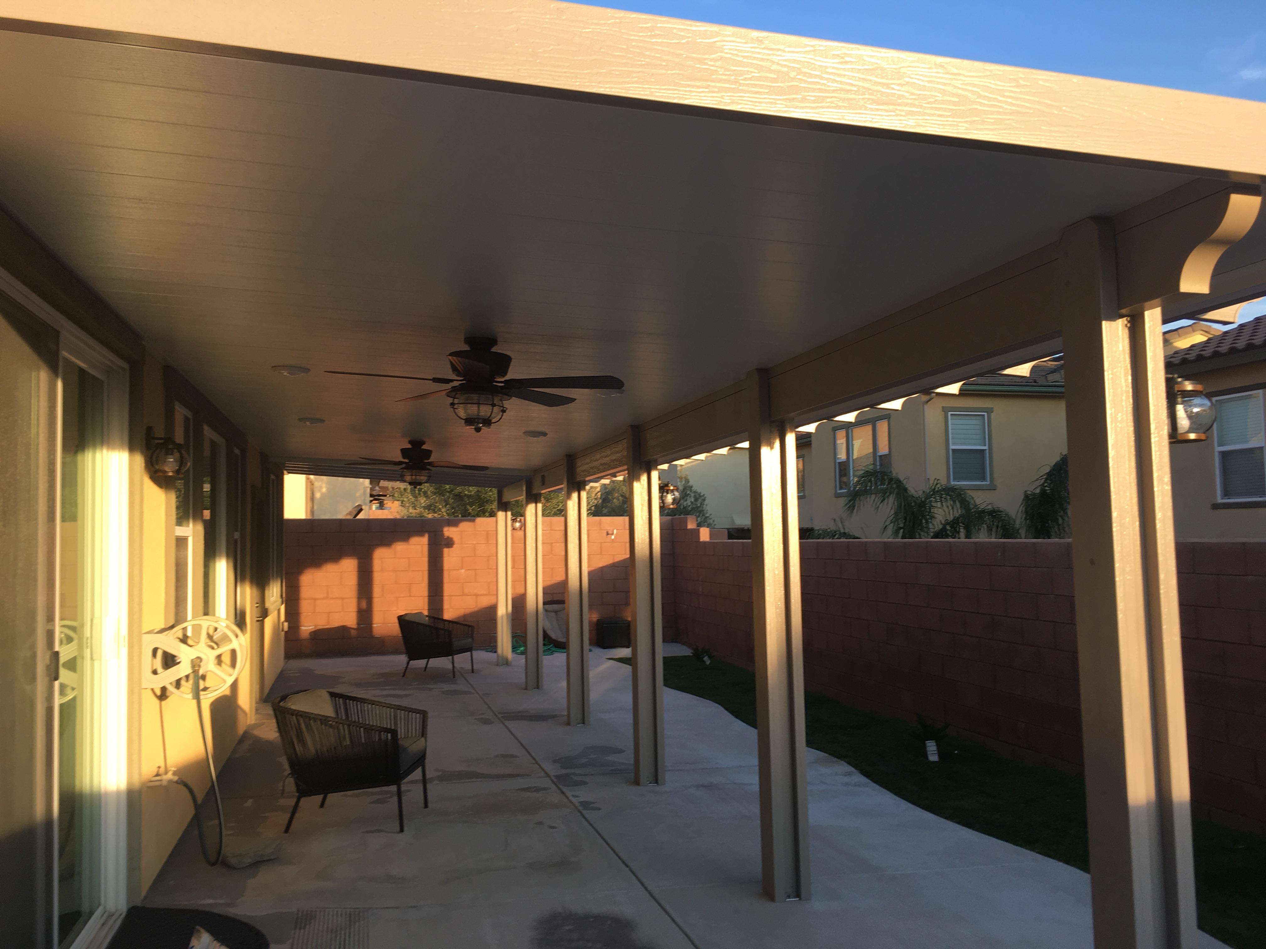 aluminum patio cover design fdp